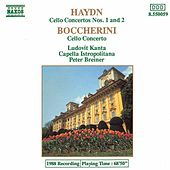 Cello Concertos by Various Artists