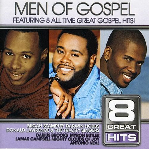 8 Great Hits: Men Of Gospel by Various Artists