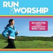 Run & Worship de Various Artists