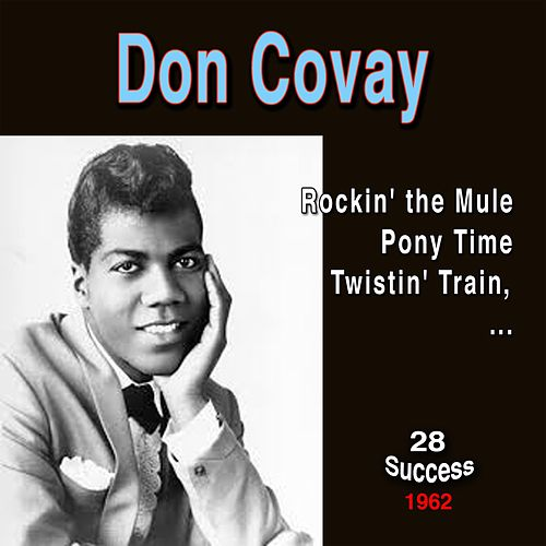 Don Covay (28 Success) (1962) de Don Covay