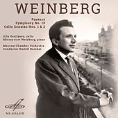 Weinberg: Fantasy, Symphony No. 10, Cello Sonatas Nos. 1 & 2 by Various Artists