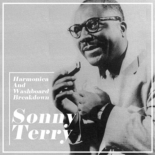Harmonica And Washboard Breakdown by Sonny Terry