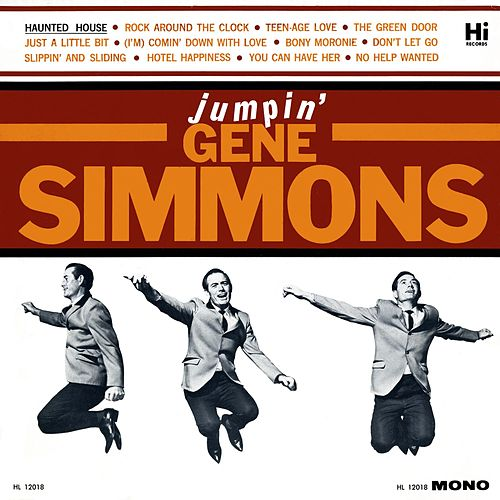 Jumpin' Gene Simmons by Gene Simmons
