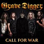 Call for War de Grave Digger