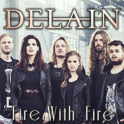 Fire With Fire de Delain