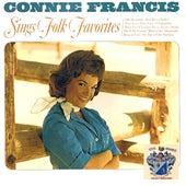 Connie Francis Sings Folk Favorites by Connie Francis