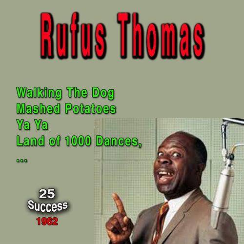 Rufus Thomas (25 Success) (1962) de Rufus Thomas