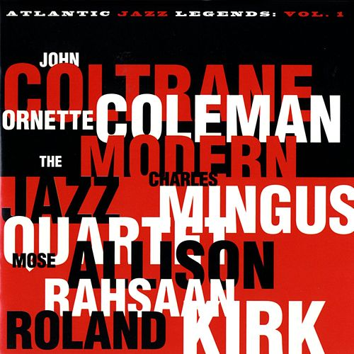 Atlantic Jazz Legends Vol. 1 by Various Artists