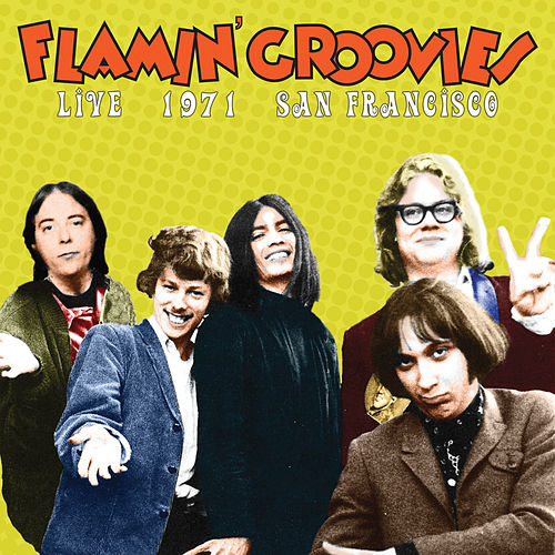 Live In San Francisco 1973 by The Flamin' Groovies