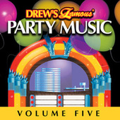 Drew's Famous Party Music Vol. 5 by The Hit Crew(1)