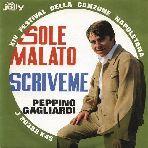 Sole malato - Scriveme by Peppino Gagliardi