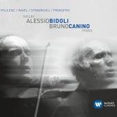 Poulenc, Ravel, Stravinsky & Prokofiev: Works for Violin & Piano by Bruno Canino