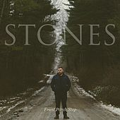 Stones by Front Porch Step