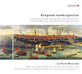 Klingende Hamburgensien by Various Artists