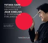 Sibelius: Symphony No. 2, Op. 43 & Finlandia, Op. 26 by Tonkünstlerorchester