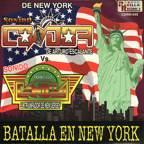 Batalla en New York by Various Artists