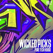 Wicked Picks, Vol. 2 - 100% Pure Tech House by Various Artists