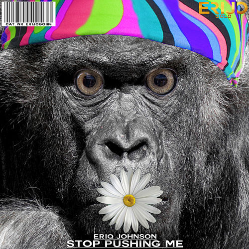 Stop Pushing Me by Eriq Johnson
