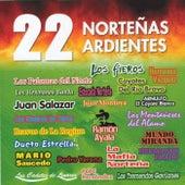 22 Norteñas Ardientes by Various Artists