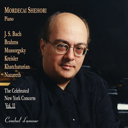 The Celebrated New York Concerts, Vol. 11 by Mordecai Shehori