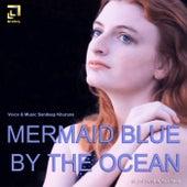 Mermaid Blue By the Ocean by Sandeep Khurana