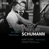 Schumann: Works for Violon / Viola & Piano de Cédric Pescia
