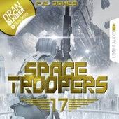 Space Troopers, Folge 17: Blutige Ernte (Ungekürzt) von P. E. Jones