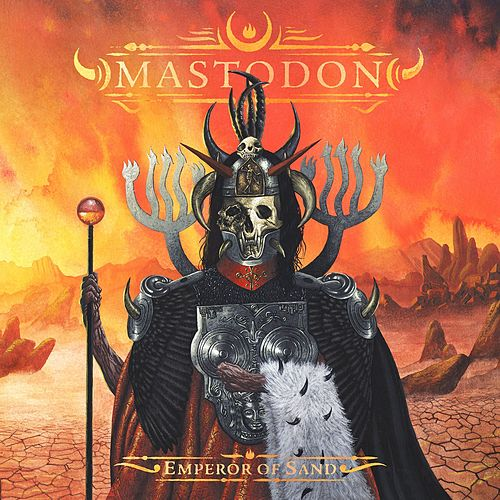 Andromeda by Mastodon