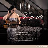 Toquade by Marina Thibeault