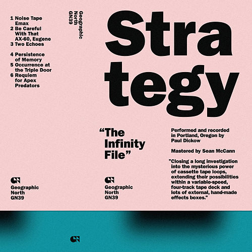 The Infinity File by Strategy