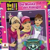 048/Die Maske der Königin von Die Drei !!!