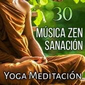 30 Música Zen Sanación: Yoga Meditación – Canciones Espirituales, Sons de la Naturaleza para Relajacion, Mente Pacífica, Repouso, Harmonia, Terapia de Sono y Regeneración del Alma de Meditación Música Ambiente