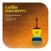 Cello Encores de Giuseppe Bini