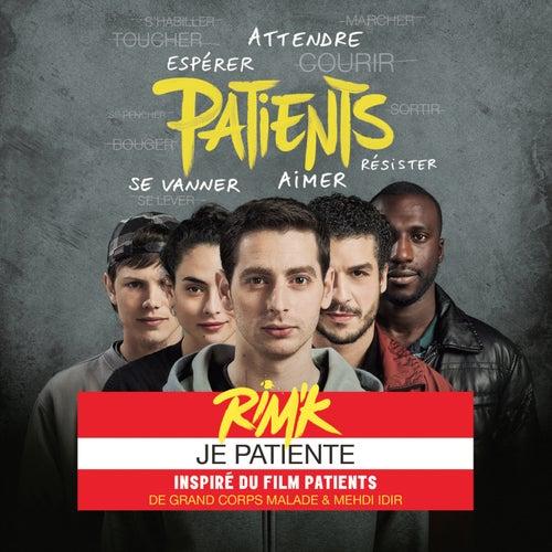 Je patiente (Inspiré du film Patients) de Rim.K