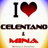 I Love Celentano & Mina (100 Original Recordings) de Various Artists
