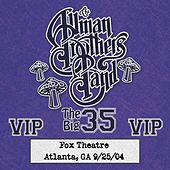 Fox Box: 3 Nights Live at Fox Theatre in Atlanta, Ga (September 25, 2004) de The Allman Brothers Band