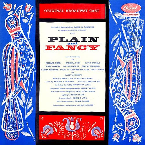 Plain And Fancy by Albert Hague