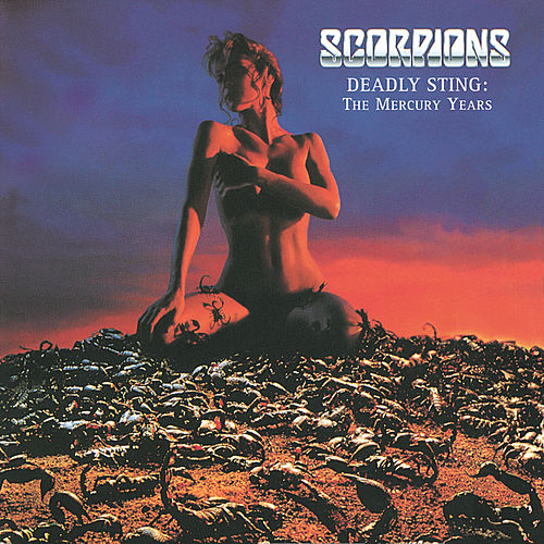 Deadly Sting: The Mercury Years by Scorpions
