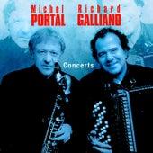 Concerts (Live) von Michel Portal