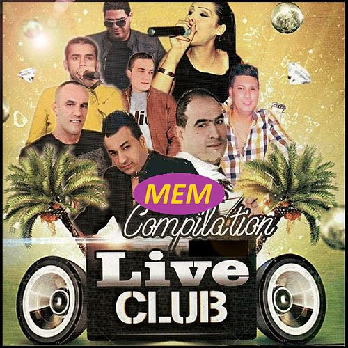 Compilation Live Club by Various Artists