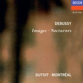 Debussy: Images; Nocturnes by Charles Dutoit