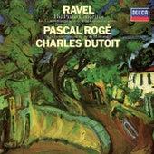 Ravel: Piano Concertos; Une barque sur l'océan; Fanfare; Menuet antique by Charles Dutoit