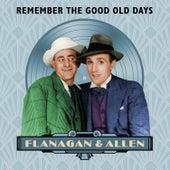 Remember the Good Old Days van Allen