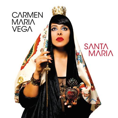 Santa Maria de Carmen Maria Vega