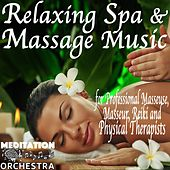 Relaxing Spa and Massage Music by Brian Cimins