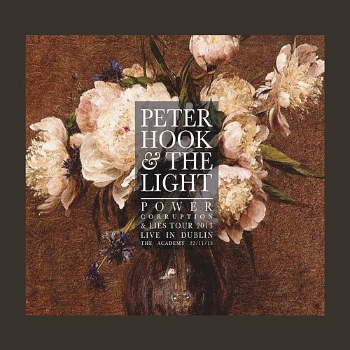 Power Corruption & Lies Tour 2013 by Peter Hook and The Light