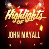 Highlights of John Mayall de John Mayall