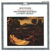 Monteverdi: Quarto Libro di Madrigali by Anthony Rooley