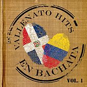 Vallenato Hits en Bachata, Vol. 1 by Various Artists