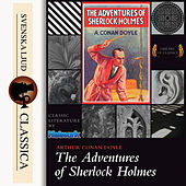 The Adventures of Sherlock Holmes (unabridged) by Sir Arthur Conan Doyle